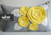 Pillows / by Kimberley Mangiantini