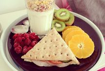 Healthy Treats !!! / by Giovani Vincent