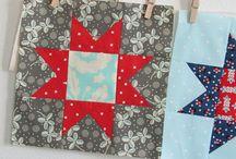Quilt Blocks / Tutorials & Inspiration / by Gwendellyn H