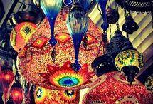 groovy decor / by Marlo Wyant
