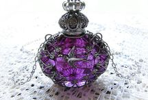 Perfume~Scent~Bottles / Perfume I like and Vintage Perfume Bottles / by Jody Prunier