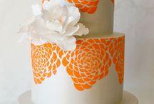 A Colorful Affair: Orange / by Dogwood Events