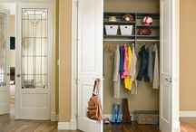 Anatomy of a Mudroom  / by California Closets