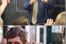 school funnies / by Angela Ivey