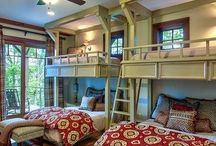Ideas - Attic Bedrooms / by Bill and Stephanie Norman