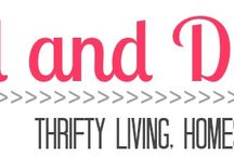 Thrifty Living / by Inez Mobley