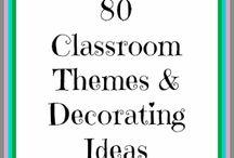 Classroom Decor / by Amanda Parsons