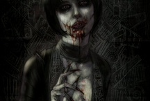 Heart of Darkness / Come to the dark side, we have cookies... / by Tamera Leigh