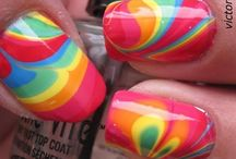 Nail Designs / by Sarina Kuechle