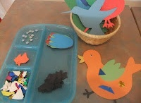 Birds Theme / Toddler and Preschool Activities with Birds / by Sheryl @ Teaching 2 and 3 Year Olds