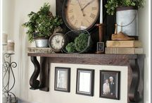 New House- Decorating Ideas / by Kristina Hunt