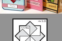 Cards - Quilt Designs / by Arlene Bridges