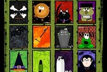Halloween Classroom Party Ideas / by Love Notions [Tami Meyer]