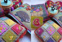 Wool Applique / by Lorna Wainwright