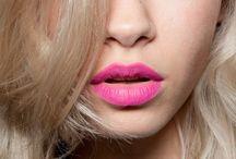 XOXO / My latest obsession... Bold lips.  / by Emily Benitez