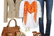 Fall fashion / by Rhonda Robinson