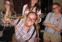 High school stereotypes party / by Jen Rowan