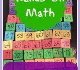 Math / by Kasey Reader