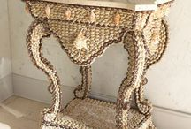 Seashell nautical furniture / by Alla Baksanskaya