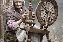 Spinning and weaving / by kellie weathers