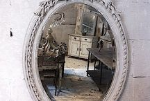 Mirror mirror on the wall / by Kimberley Mangiantini