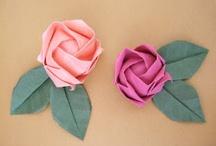 Papel y Origami / by Rosa Rosario Fátima