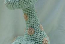 crochet ideas / by Cinzia Lorefice