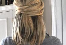 Hair Styles/Make-up hints / by Kristin Thorvaldsen
