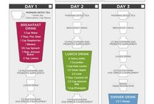 Food - Healthy - Detox / by Sarah Lucia