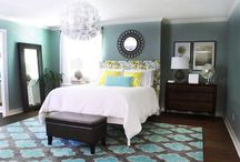 Master bedroom / by Peggy Lanterman