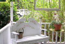 Porch / by Allegra Klett-Wilson