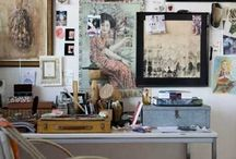 workspace / by Victory Patterns