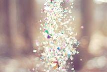 Glitter / by Katy Ruth