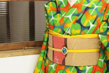kimono from shimaiya.jp / by Ginie Hu