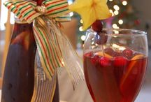 Christmas food and drinks / by Amanda Kuss