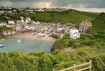 Cornwall / Travel / by Debbie Leigh