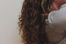 Long curly hair, don't care / by Alyse Rutkowski