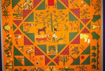 Quilts ! Keep me in Stitches / quilts, textiles, rugs / by Donna Alsobrook