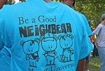 Changing the World / by Mercer University Admissions