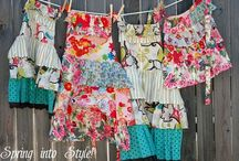 APRONS / by Pam Hunt