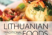 Food/Drinks≈ Lithuanian / by ღ Trudy Widlak ღ
