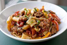 Recipes - Italian / by Cheryl Wedlake