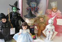 dolls / by Rebecca O'Sullivan