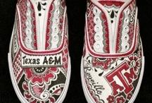 A&M / Texas A&M! Gig em aggies! / by Miranda White