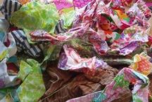 Fabric/Sewing & DIY  / Wonderful fabric designs and patterns as well as sewing easy DIY ideas.  / by Kathryn Lane-Klimaszewski