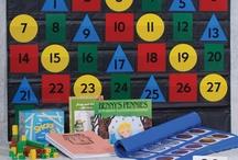 School-Kinder-Math / by Kristen Tulley