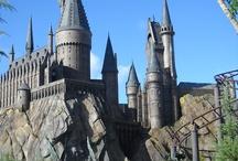 Harry Potter / by Melissa Jo Cady