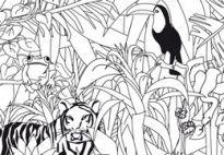 Jungle Theme for Pre-K & Kindergarten / by KiGaPortal
