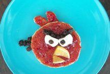 angry birds / by Racheli Zusiman