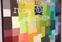 A World of Bulletin Boards / by Lisa Anne Muir